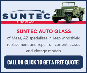 SunTec Windshield Replacement Mesa AZ