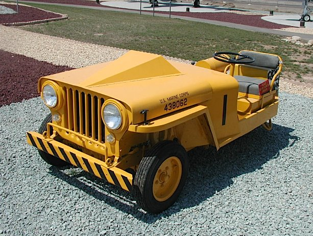 O.E. Szekely Mobile APU Navy Jeeps
