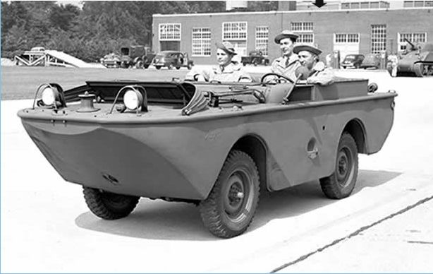 Seep Amphibious Jeep For Sale 1942 Seep Jeep Howstuffworks