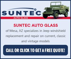 SunTec Windshield Replacement Mesa AZ