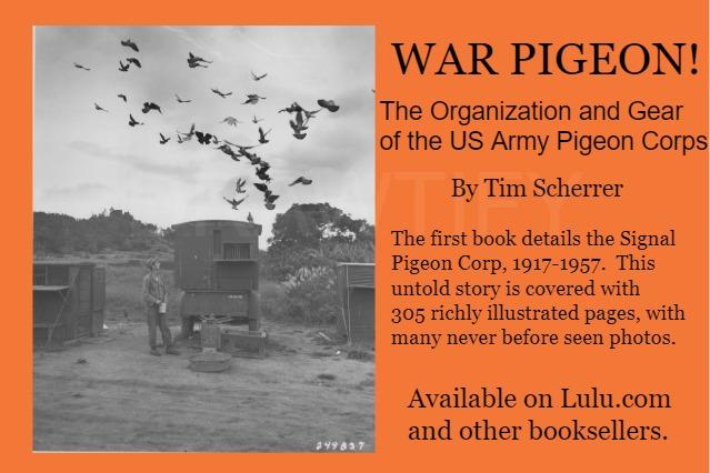 War Pigeon Book